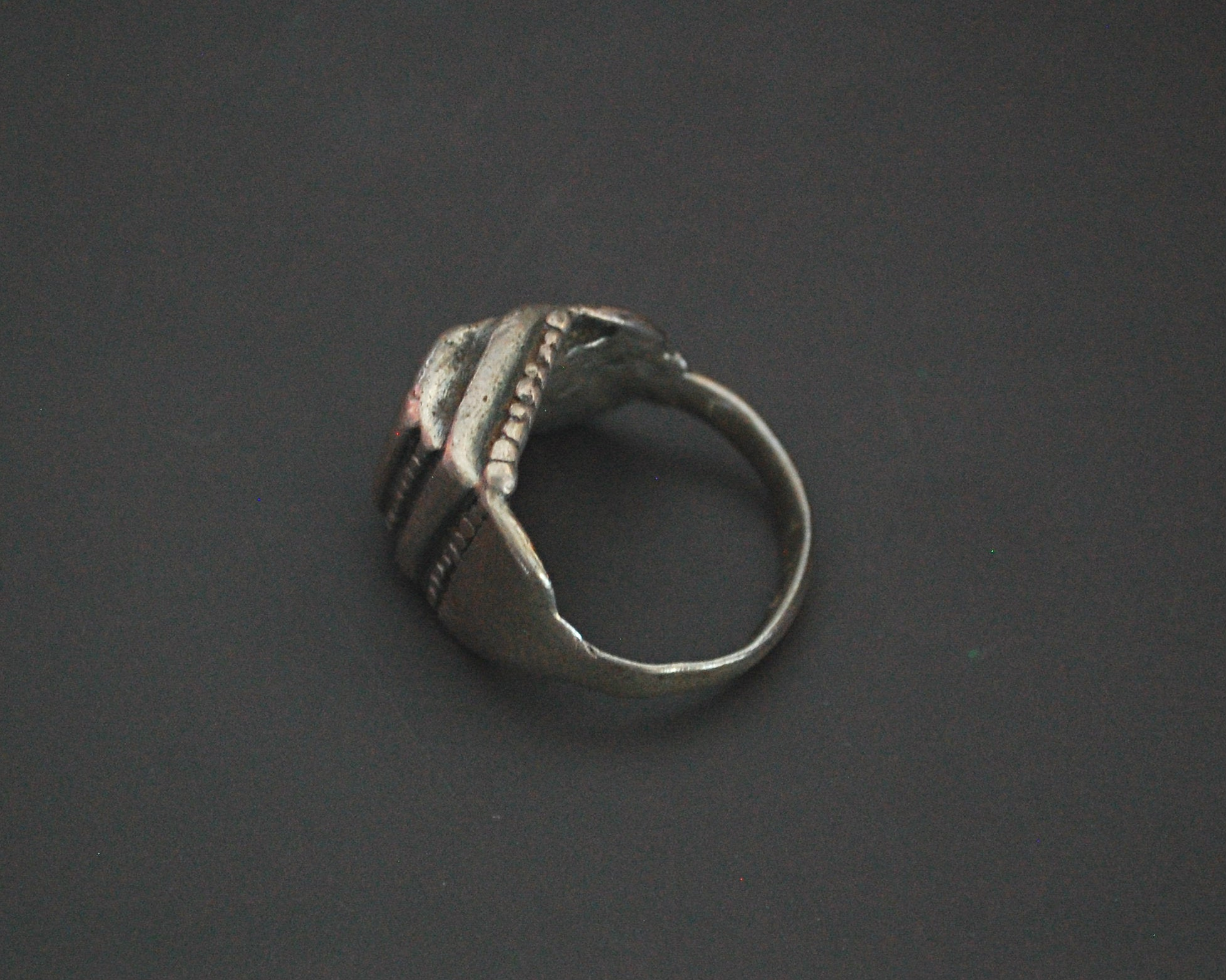 Old Fulani Ring - Size 9.5