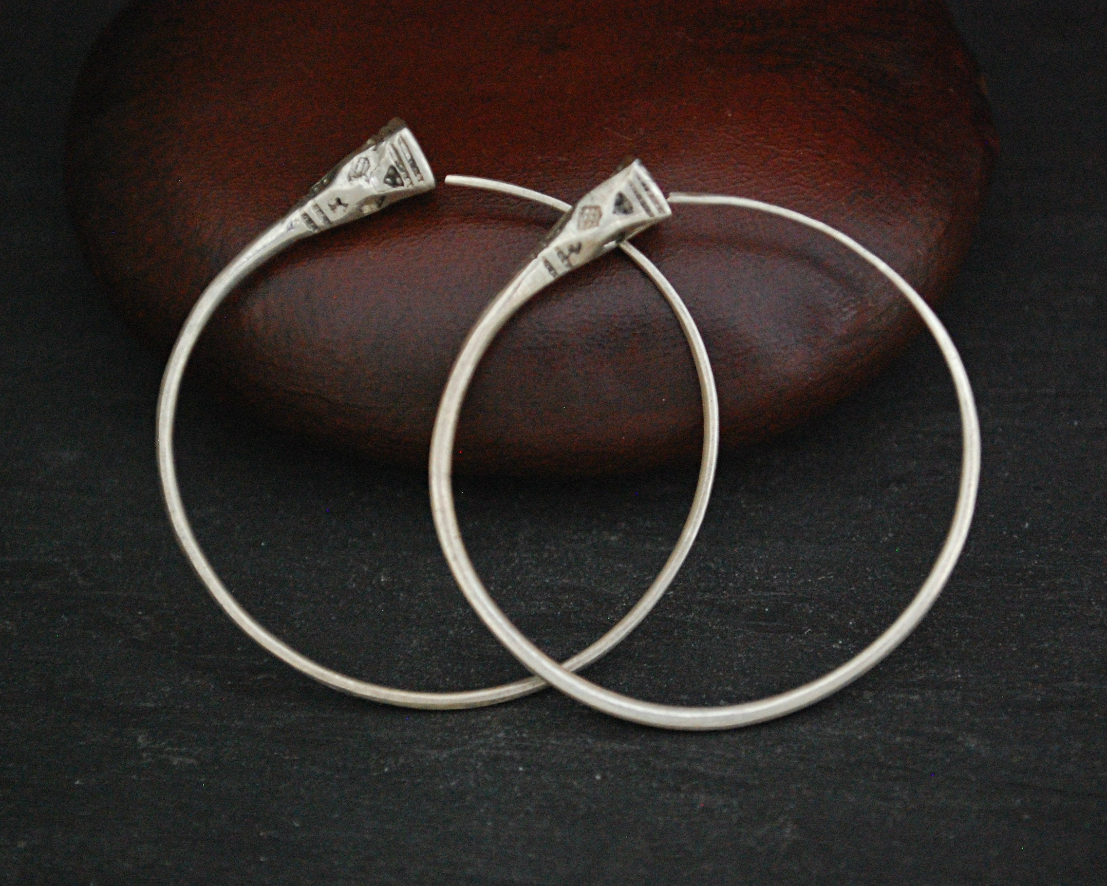 Tuareg Hoop Earrings