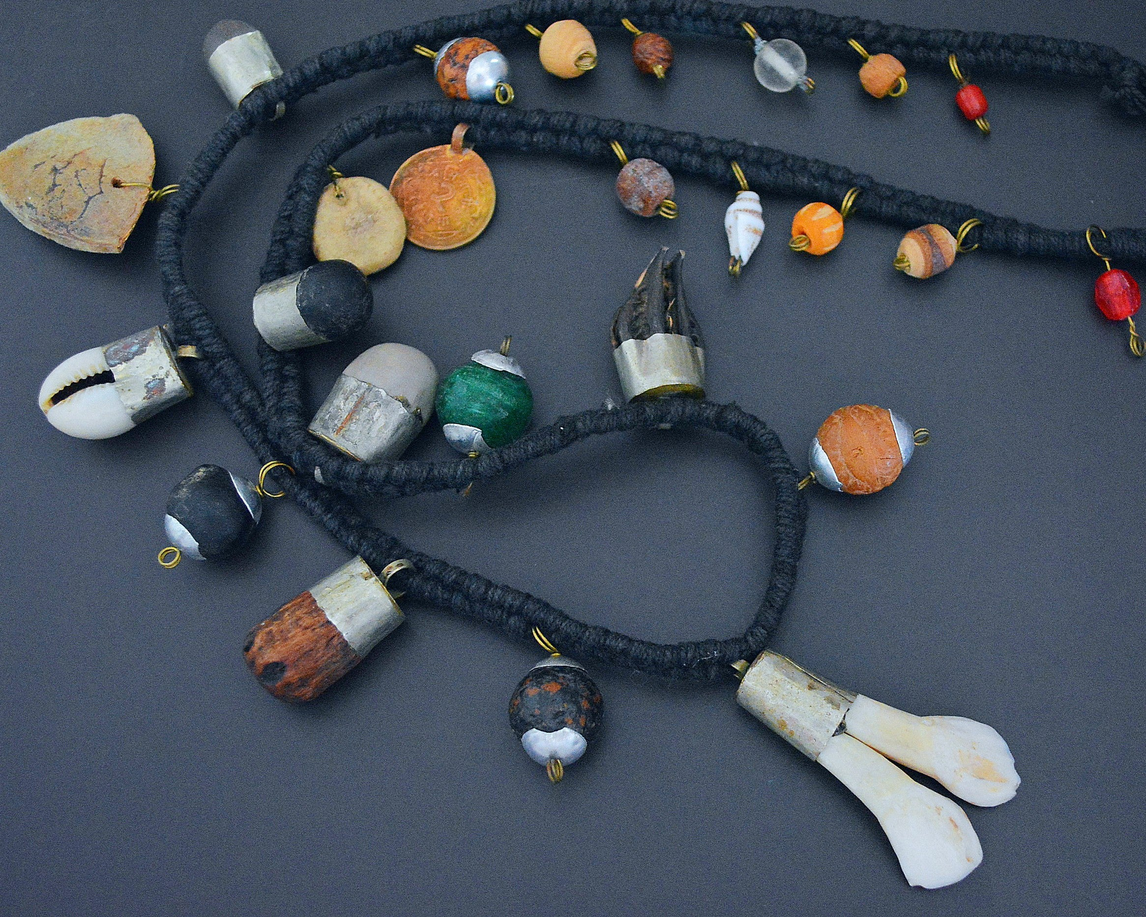 Nepal Shaman Necklace