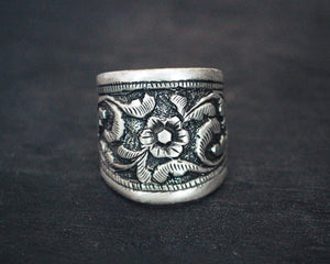 Ethnic Band Ring from India - Size 10