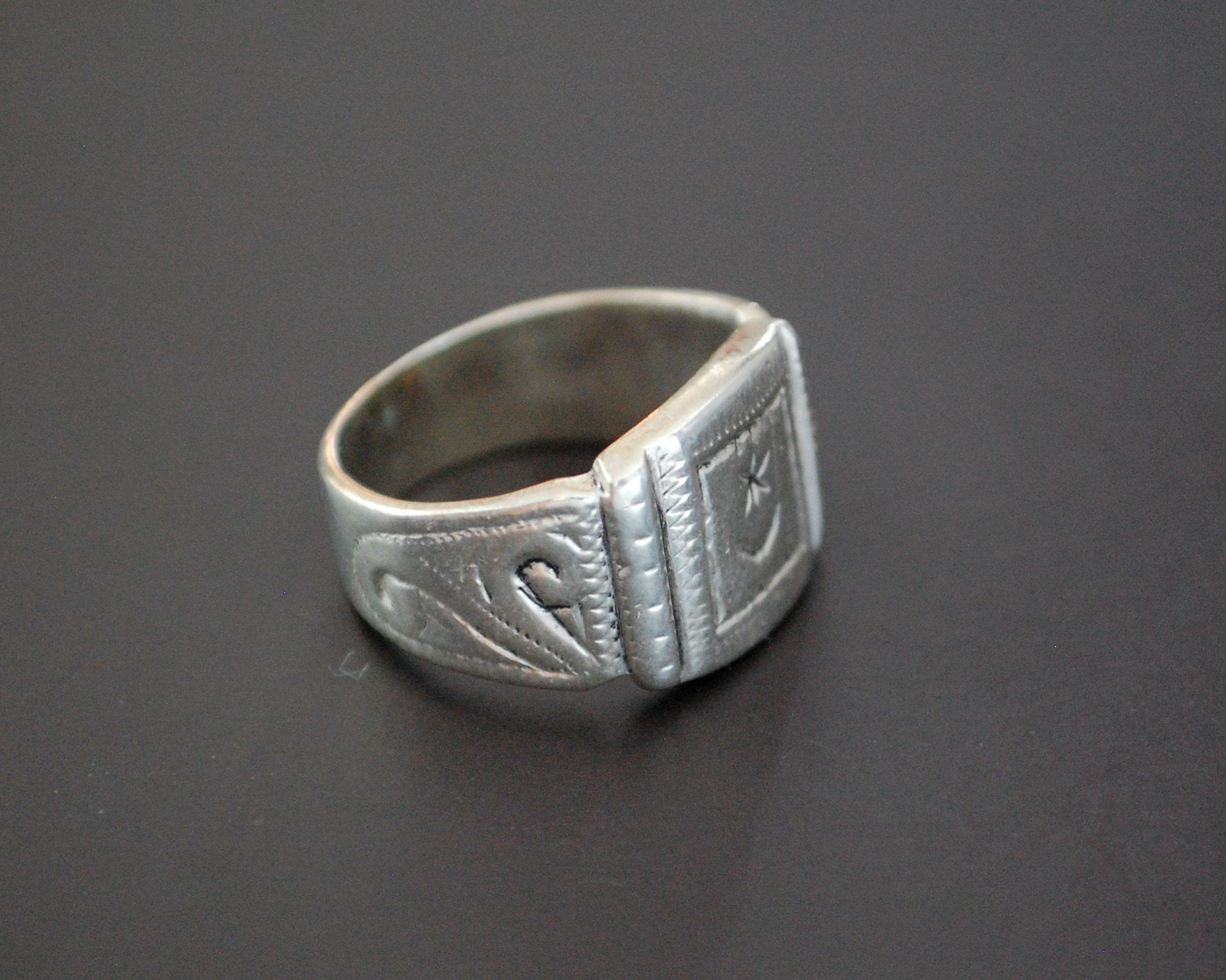 Berber Band Ring - Size 6.5