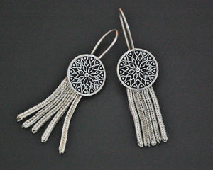 Turkish Tassel Earrings