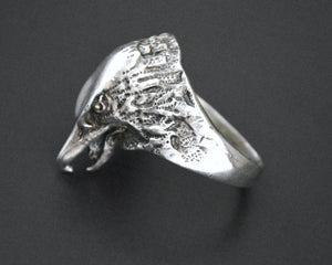 Sterling Silver Eagle Ring - Size 9