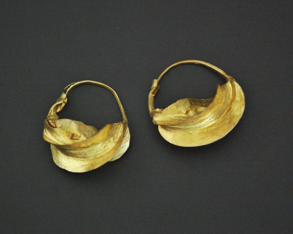Fulani Hoop Earrings XS