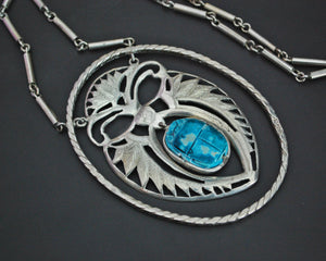 Egyptian Scarab Necklace