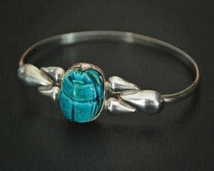Scarab Bracelet from Egypt