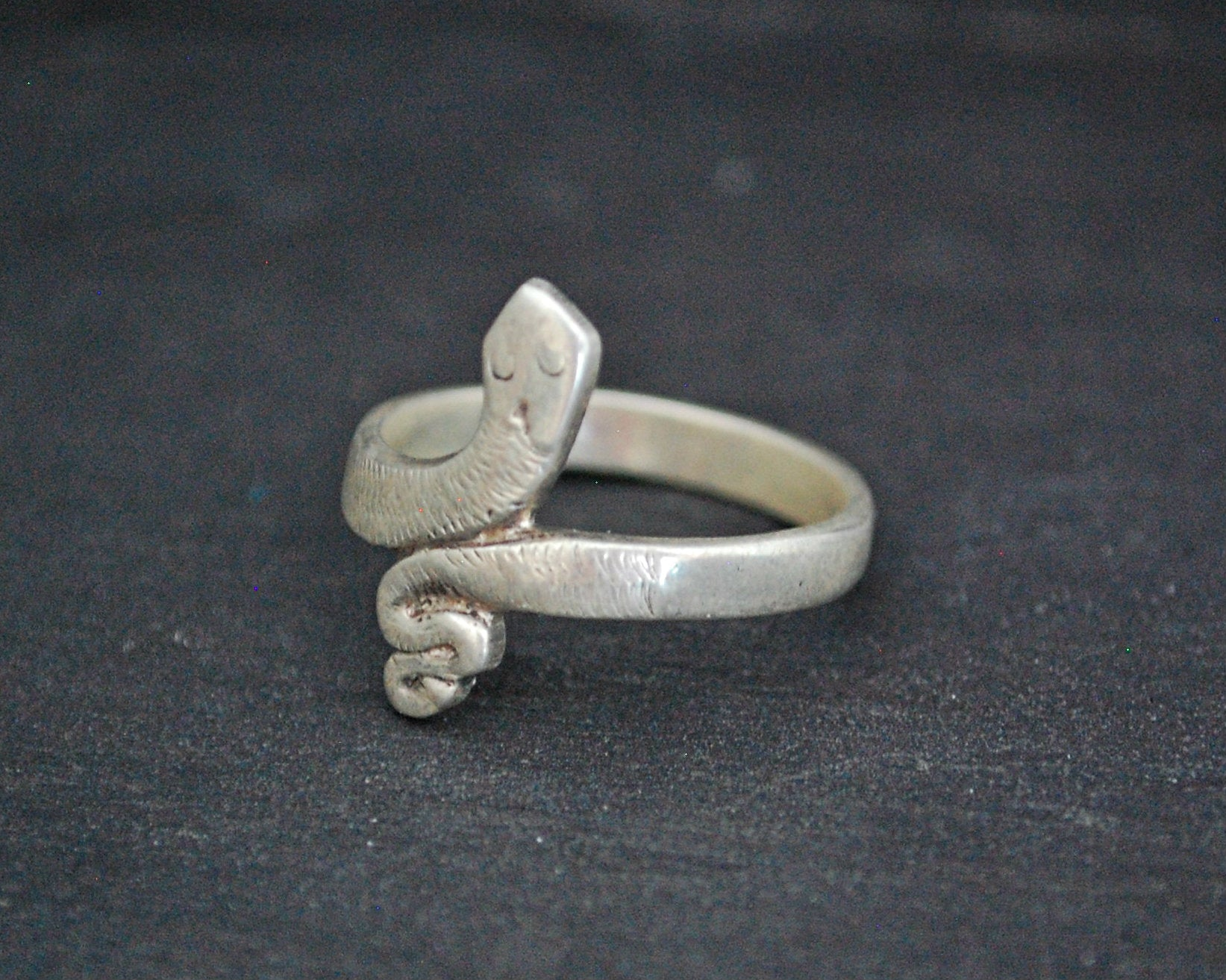 Snake Ring from India - Size 9.25