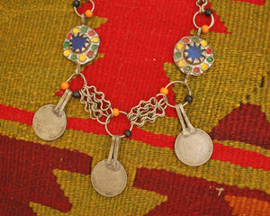 Berber Necklace with Coins