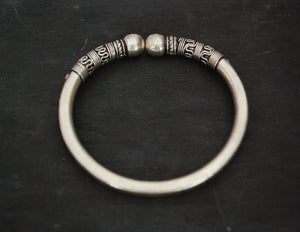Ethnic Silver Bracelet from India