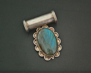 Labradorite Pendant from India