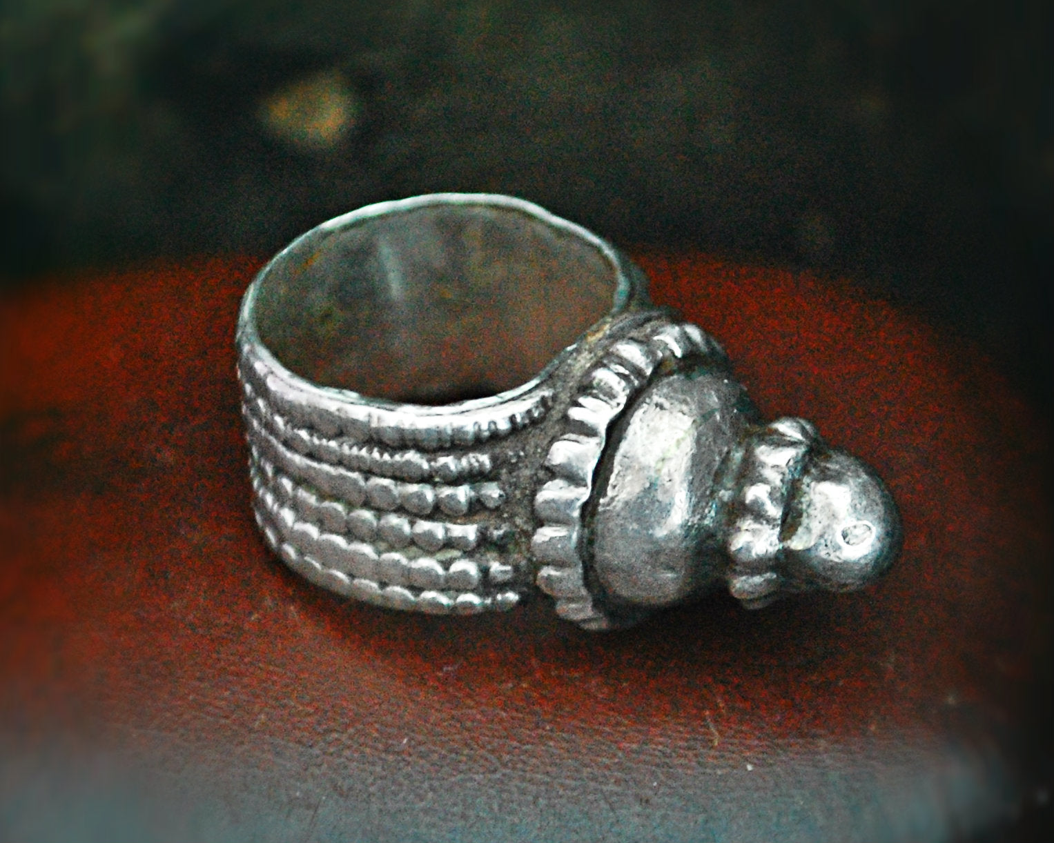 Antique Omani Ring for Small Finger