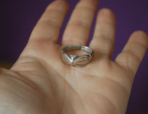 Old Berber Ring - Size 6