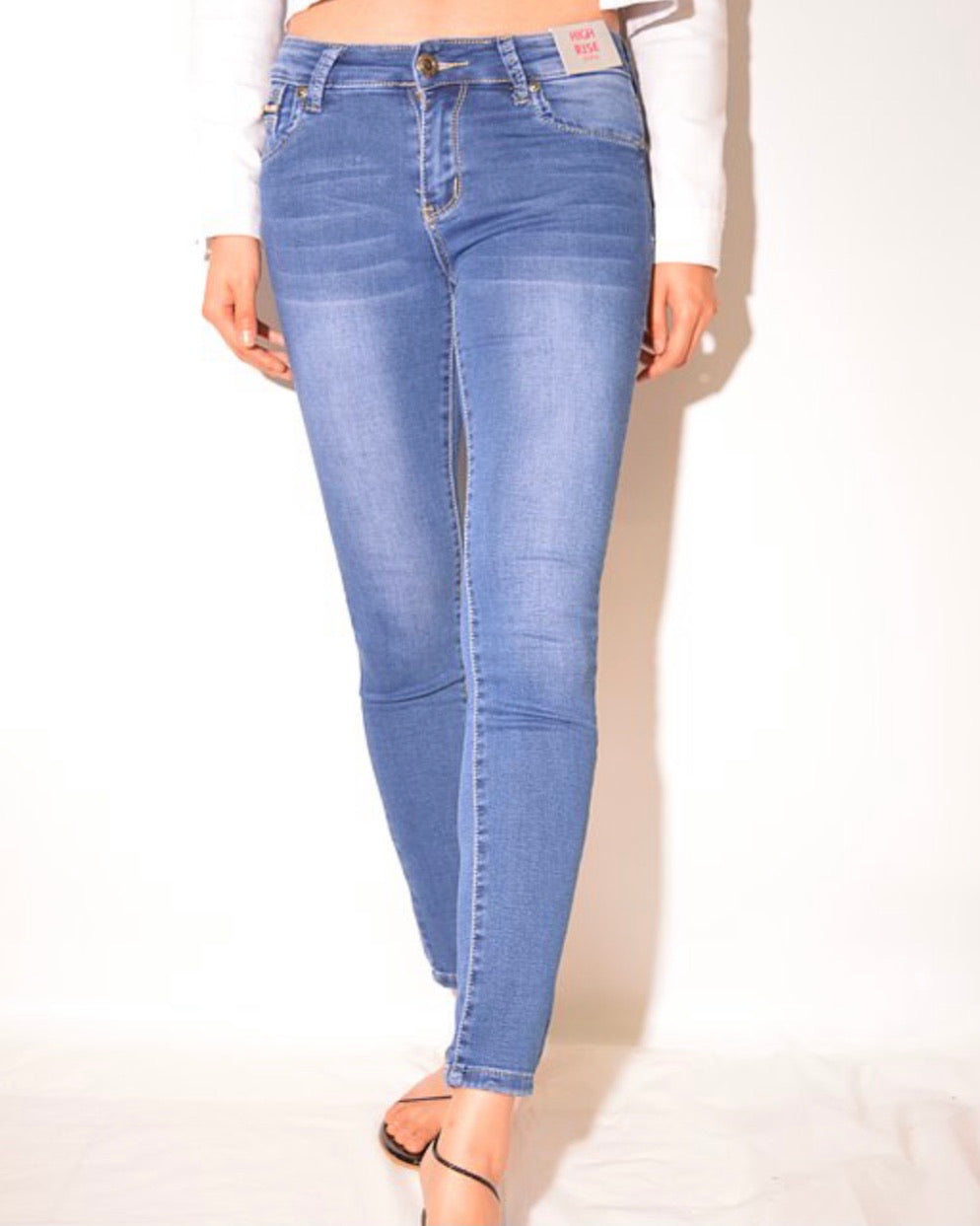 Seabreeze Blue denim Jeans