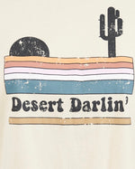 Desert Darlin Tee Cream