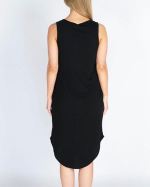 Bailey Midi Dress Black 3rd Story the Label