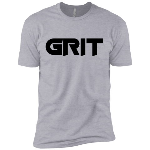 GRIT - Next Level Premium Short Sleeve T-Shirt