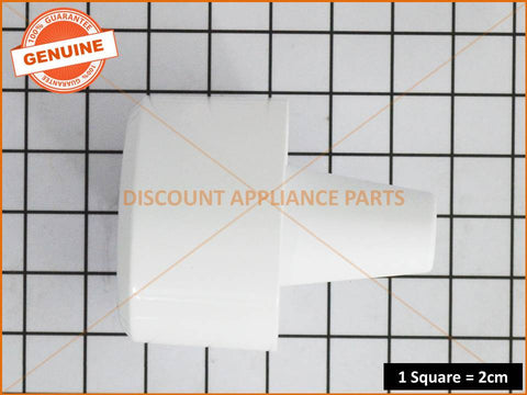 SIMPSON WESTINGHOUSE HOOVER KELVINATOR WASHING MACHINE FABRIC SOFTNER DISPENSER CUP PART # 0007204001