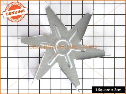 WESTINGHOUSE OVEN FAN BLADE FOR MANY OVENS PART # 0026001042