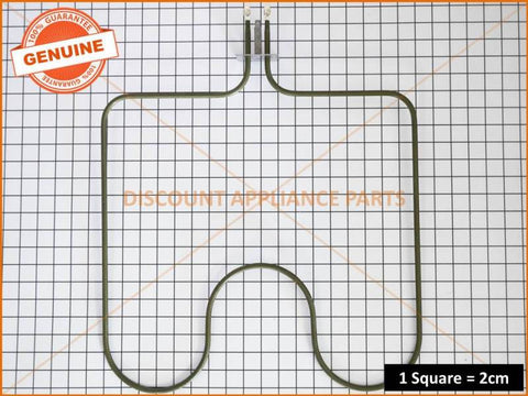 WESTINGHOUSE OVEN ELEMENT BOTTOM PART # 0122002068