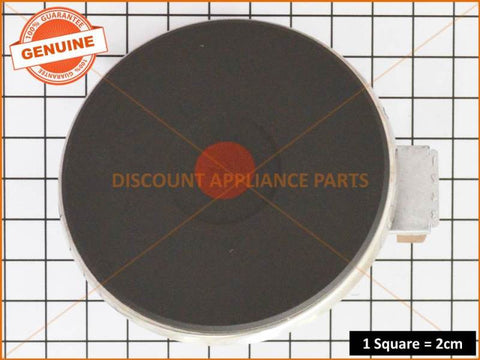 ELECTROLUX COOKTOP 145MM 1500W SOLID ELEMENT PART # 0122004247