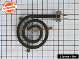 WESTINGHOUSE COOK TOP MONO TUBE ELECTRIC ELEMENT 1200W PART # 0122777325