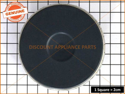 CHEF COOKTOP 145mm SOLID WIRE HOTPLATE # 0122004451