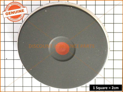 WESTINGHOUSE COOKTOP 2000W SOLID ELEMENT PART # 0122004564