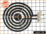 CHEF SIMPSON WESTINGHOUSE OVEN COOKTOP RADIANT ELEMENT SMALL PART # 0122004589