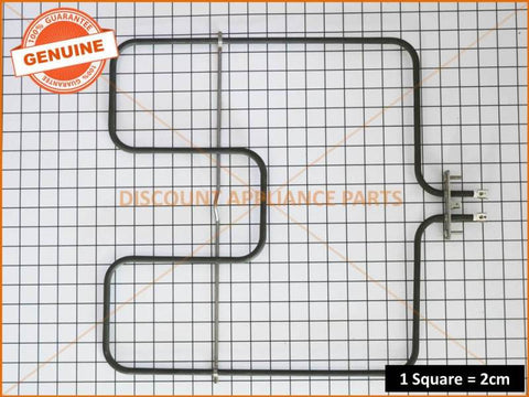 OVEN ELEMENT ( 1600W ) IAG PART # 0123