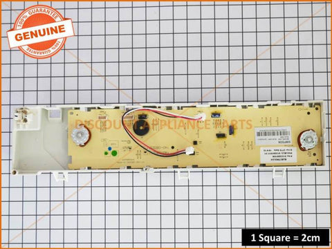 SIMPSON WASHING MACHINE CONTROL BOARD ASSY 22S950M PART # 0133200108
