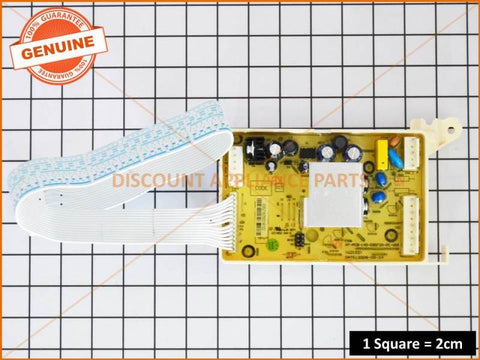 SIMPSON WASHING MACHINE CONTROL BOARD WMCU PART # 0133200110