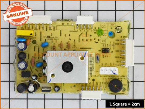 SIMPSON WASHING MACHINE POWER CONTROL BOARD PART # 0133200119