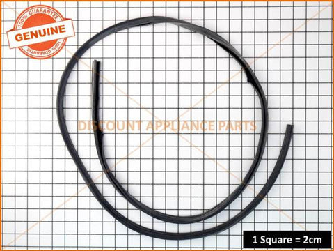 WESTINGHOUSE SIMPSON OVEN DOOR SEAL PART # 0188002194