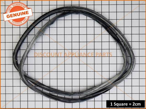 WESTINGHOUSE CHEF OVEN DOOR SEAL UNNOTCHED PART # 0208003469