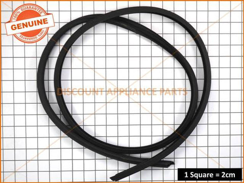 WESTINGHOUSE SIMPSON ELECTROLUX DISHLEX DISHWASHER CABINET DOOR SEAL PART # 0208400158G