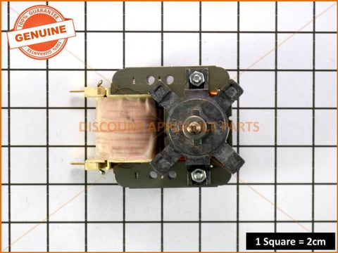 WESTINGHOUSE CHEF SIMPSON ELECTROLUX OVEN FAN MOTOR PART # 0214002118