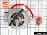 WESTINGHOUSE SIMPSON WASHING MACHINE MOTOR & MAGNET ASSY (JUST PLUG) PART # 0214200113K