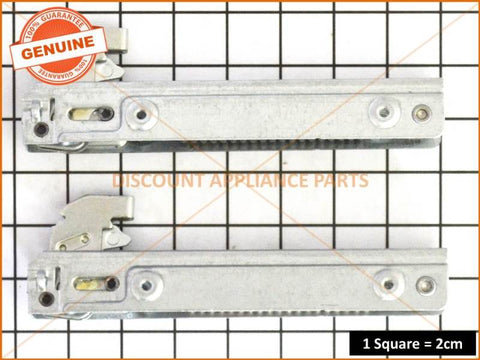 2 x BLANCO OVEN DOOR HINGES PART # 031199009940R