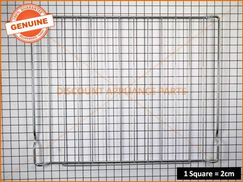 ELECTROLUX WESTINGHOUSE SIMPSON CHEF OVEN RACK PART # 0327001195