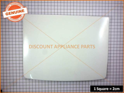 SIMPSON WASHING MACHINE TOP LOADER LID PART # 0339200105#NLA