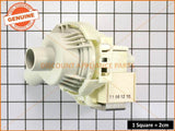 SIMPSON WESTINGHOUSE HOOVER ELECTROLUX WASHING MACHINE HANNING PUMP PART # 0499200049