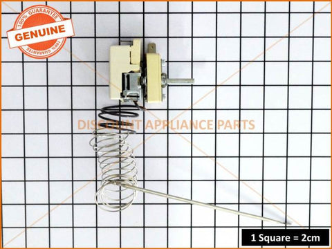 WESTINGHOUSE OVEN THERMOSTAT EGO PART # 0541001207