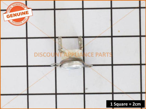 CHEF ELECTROLUX SIMPSON WESTINGHOUSE OVEN THERMOSTAT THERMAL CUTOUT 120 DEG NC 16A PART # 0541001269