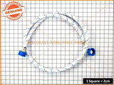 SIMPSON WESTINGHOUSE HOOVER ELECTROLUX WASHING MACHINE INLET HOSE COLD WATER PART # 0571200124