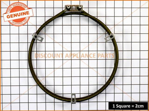 WESTINGHOUSE CHEF SIMPSON ELECTROLUX OVEN ELEMENT FAN FORCED PART # 0609100379