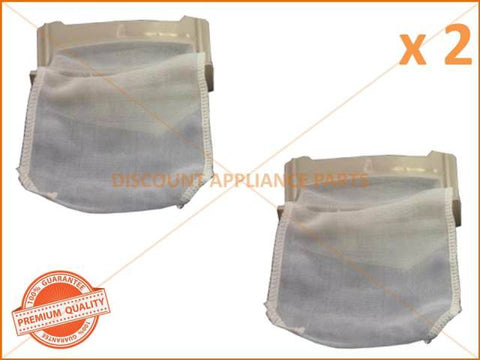 2 x SIMPSON WASHING MACHINE COVER  & FILTER KIT MEDIUM PART # 119273900K