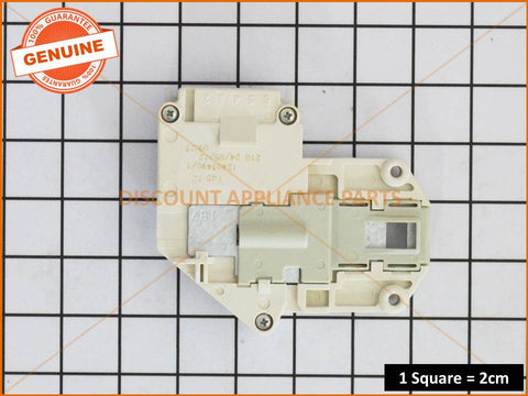SIMPSON ELECTROLUX WASHING MACHINE INTERLOCK DOOR SWITCH PART # 1240349-01/7