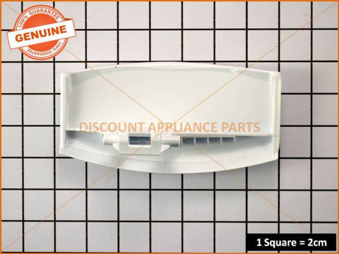 SIMPSON WASHING MACHINE DOOR HANDLE PART # 132548600