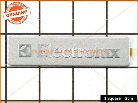 ELECTROLUX REFRIGERATOR NAMEPLATE PART # 1451554