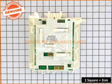 ELECTROLUX WASHING MACHINE PCB BOARD PART # 147135530